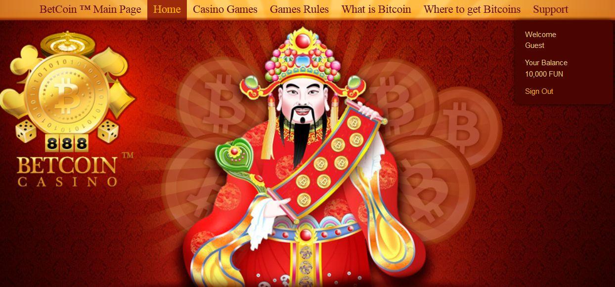 betcoin casino by softswiss