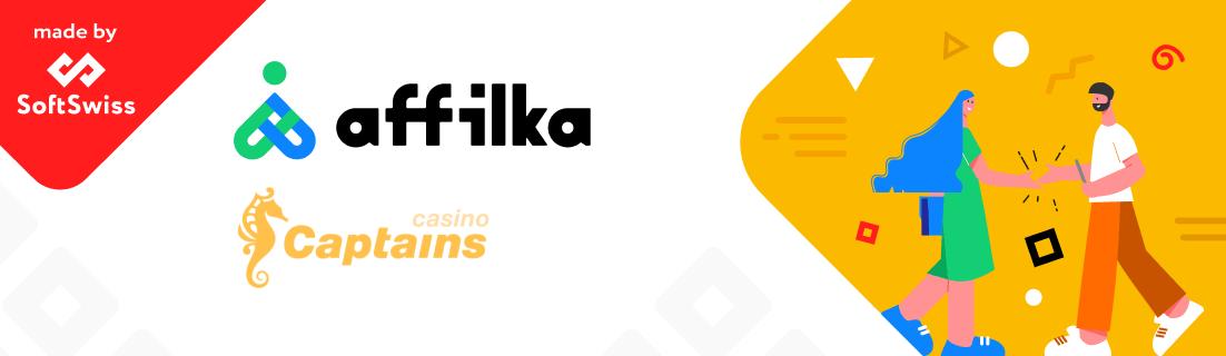 affilka-captainsbet-partnership